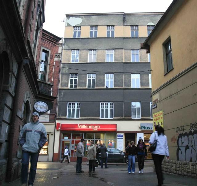 Większość kamienic w centrum Rybnika należy już do prywatnych właścicieli