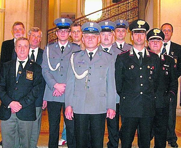 Policjanci z wadowickiej komendy należący do IPA zwiedzili Włochy, Szwajcarię oraz księstwo Lichtenstein