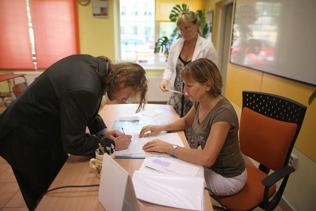 Najpierw próbna matura z polskiego