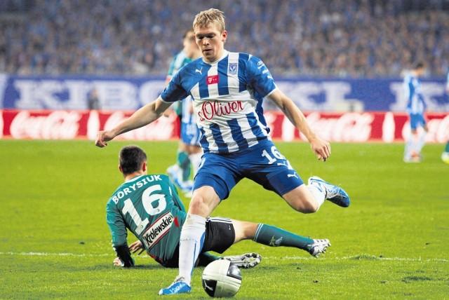 Artiom Rudniew to największa gwiazda ekstraklasy. Bardzo poważnie interesują się nim kluby Bundesligi
