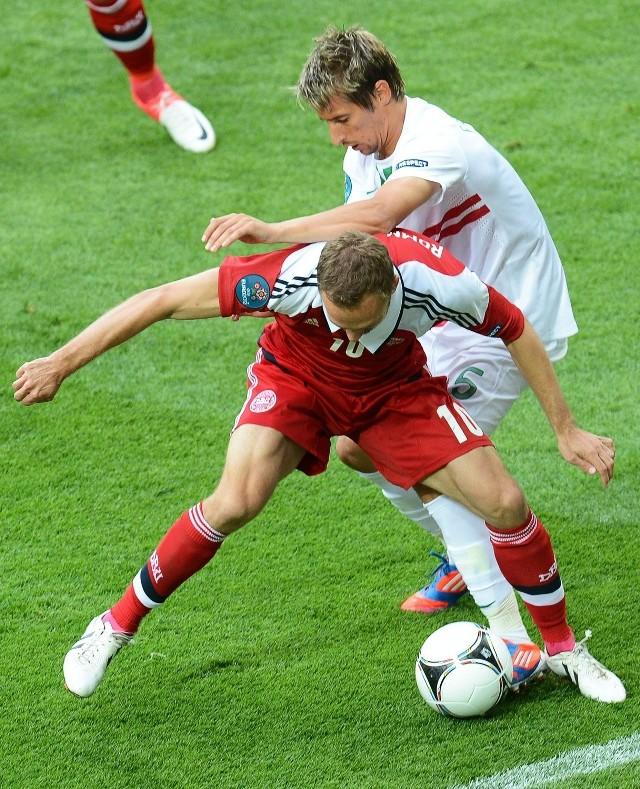 Euro 2012: Portugalia uciekła spod topora