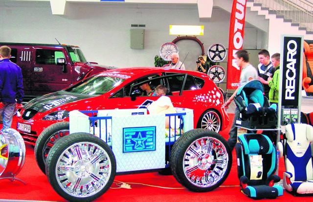 Organizatorzy Motor Show 2011 spodziewają się ponad 50 tys. odwiedzających