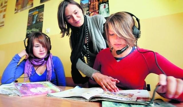 Anna Wyrembak, nauczycielka hiszpańskiego: - Uczniowie twierdzą, że to raczej łatwy język