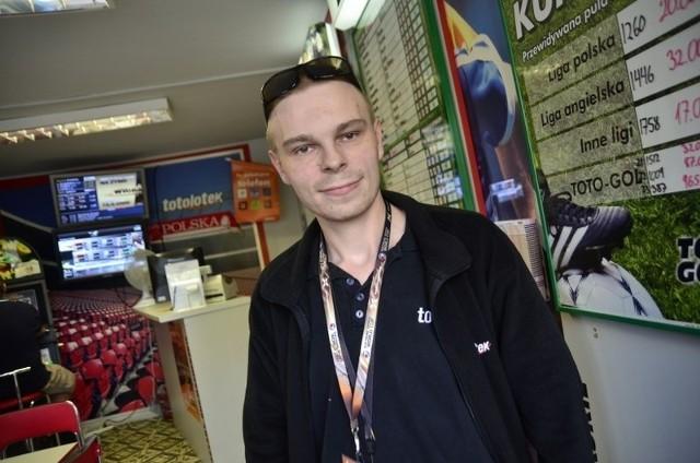 Sebastian Milczarek z Totolotka twierdzi, że klienci nie są zainteresowani małymi partiami.
