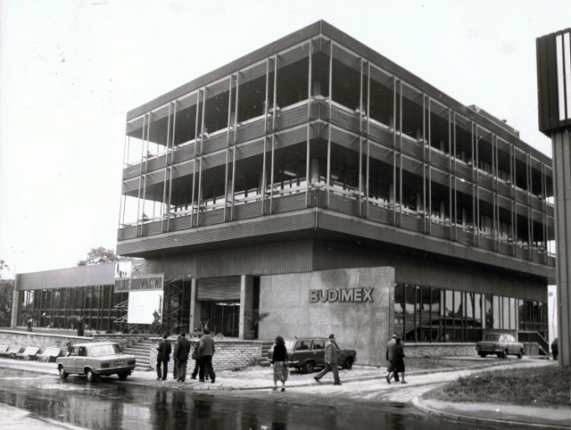 Pawilon 14A w 1979 roku.