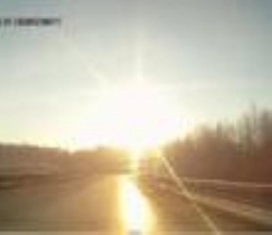 Deszcz meteorytów nad Czelabińskiem