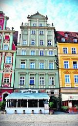 Rynek 17: Barokowa kamienica baronów Fürst