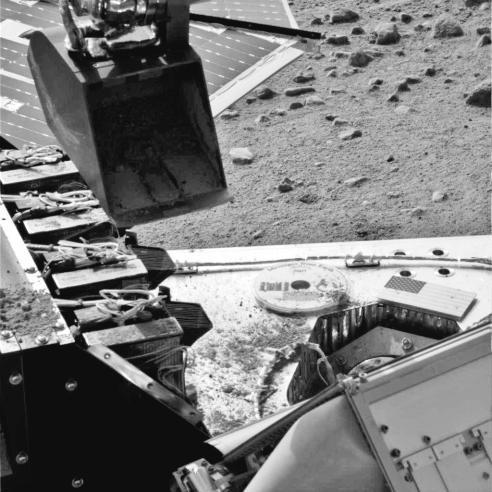 Przez usterkę jednego z urządzeń Feniks może nie dostarczyć na ziemię wszystkich wyników badań