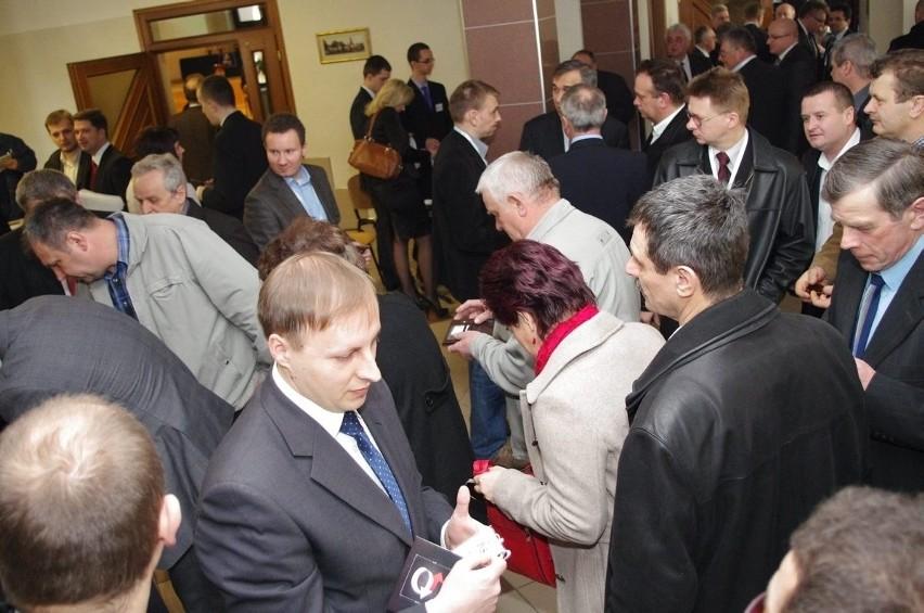 Zjazd PiS odbył się w sobotę w Zespole Szkół nr 5 przy ul. Elsnera w Lublinie.