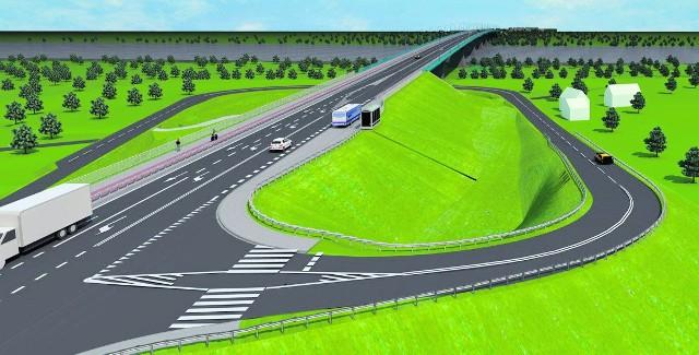 Most będzie miał kilometr długości i prawie 20 metrów szerokości