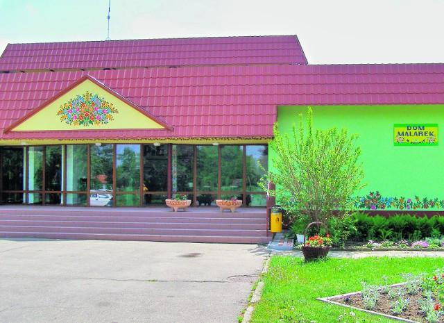 Położony w Domu Malarek w Zalipiu urząd poczty przekształcił się w agencję pocztową