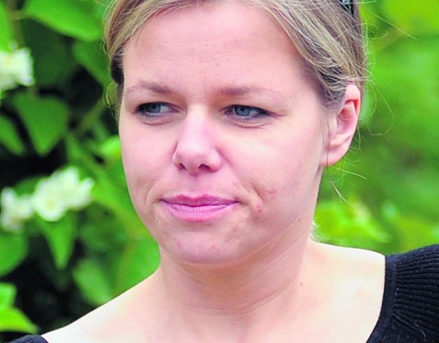 """Aleksandra Sołtysiak, działaczka społeczna z Poznania. Na jej prośbę zbadamy w """"Głosie"""", dlaczego kobiety i dzieci - ofiary przemocy - nie dostają niezbędnej pomocy."""