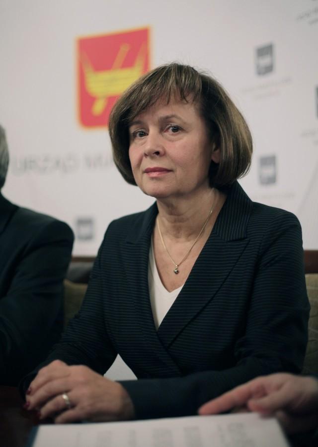 Alina Giedryś nie jest już członkiem zarządu PKP PLK