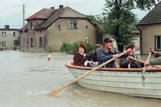 Powódź w Raciborzu w 1997 roku