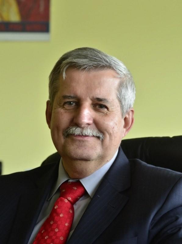 Profesor Tomasz Łodygowski, rektor Politechniki Poznańskiej.