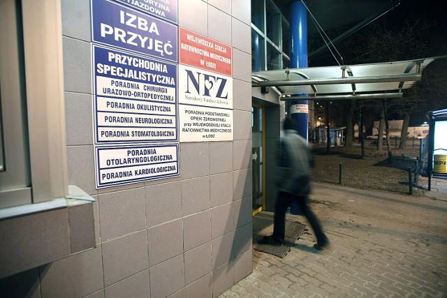 W nocy pacjentów z bólem zęba przyjmować będzie pogotowie stomatologiczne przy ul. Sienkiewicza