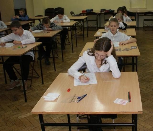 Szóstoklasiści napiszą test we wtorek