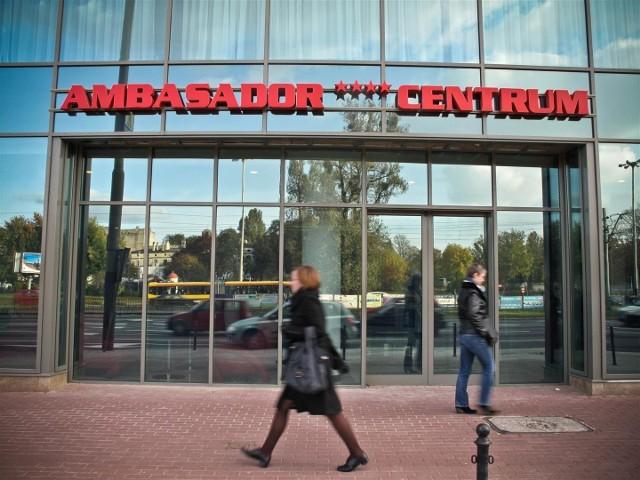 9,2 mln zł odszkodowania zapłaci właścicielowi hotelu Ambasador łódzki urząd miasta