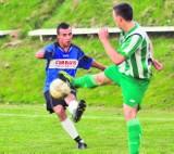 Piłka nożna: Błękitni słabsi od Amatora
