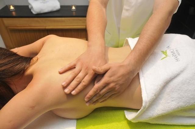 Po aktywnym dniu - nie ma nic lepszego, niż relaksacyjny masaż
