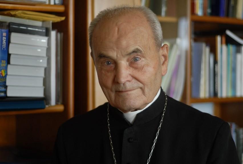 Arcybiskup senior Bolesław Pylak