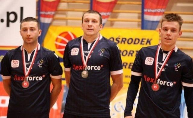 Blokers Łódź - pierwszym klub, który wystąpił z nowym logo Łodzi na koszulkach