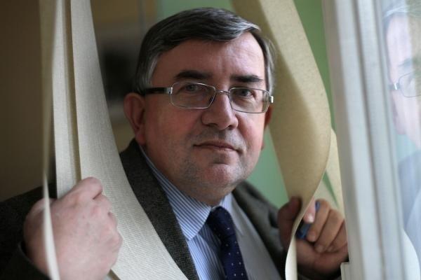 Tadeusz Gadacz: Pociechy szukałem w filozofii