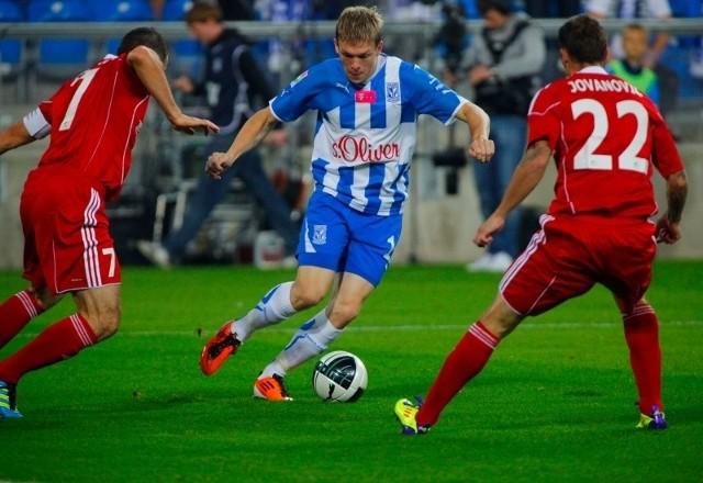 W Poznaniu Wisła Kraków wygrała z Lechem 1:0. Czas na rewanż.