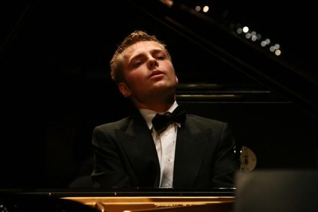 Piotr Kościk w Filharmonii Łódzkiej