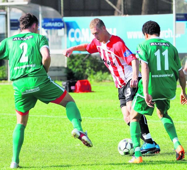 Bartosz Ślusarski strzelił wczoraj... trzy gole