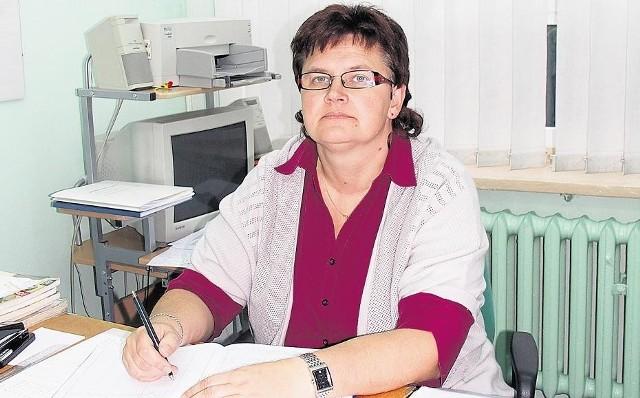 Renata Lorek nie jest już wicedyrektorem, ale nadal pracuje jako nauczyciel