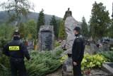 Zakopane: kradzież na cmentarzu w kwaterze legionów [ZDJĘCIA]