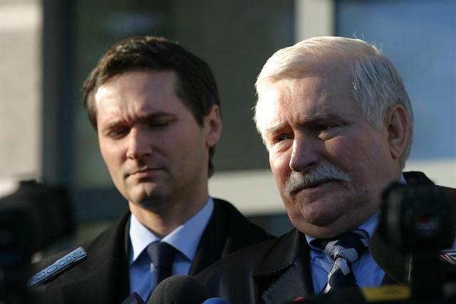 Jarosław Wałęsa: Będę nadal przekonywał ojca, aby zmienił poglądy na temat związków partnerskich