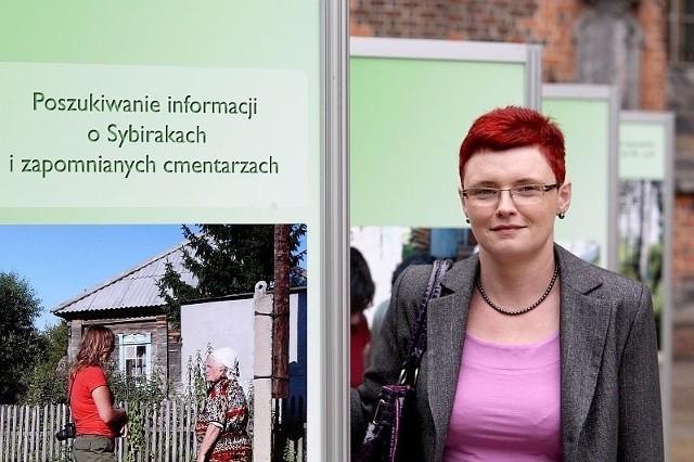 Małgorzata Czaicka-Moryń: - Nasi wolontariusze pokazują, że młodzi ludzie potrafią się poświęcić