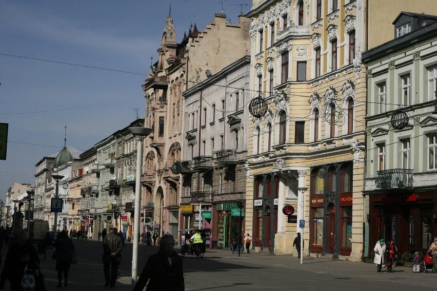 Konkurs na najczystsze miejsca przy Piotrkowskiej...