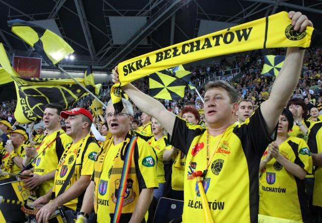 PGE Skra Bełchatów zorganizuje w Łodzi tegoroczny turniej finałowy Ligi Mistrzów.