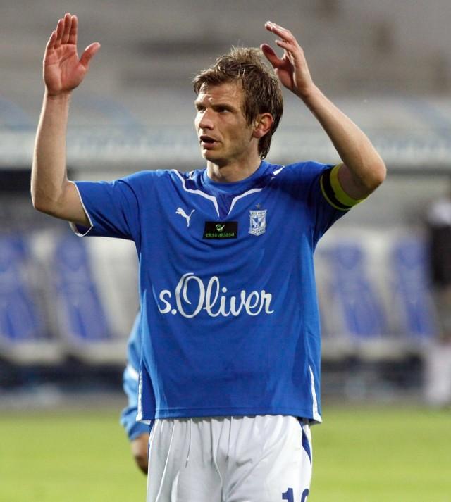 Bartosz Bosacki wybierze poznaniaków do ceremonii Euro 2012