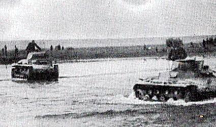 Jak Wehrmacht zmagał się z żywiołem