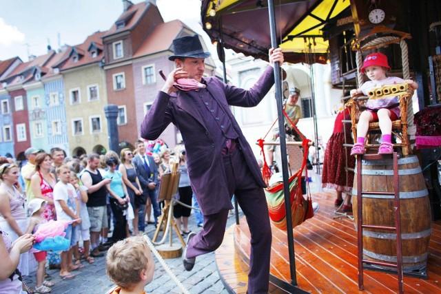 Jarmark Świętojański to czas ludycznej zabawy.
