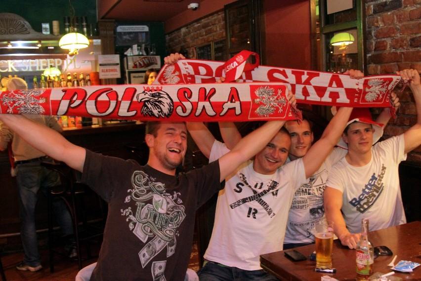 Mieszkańcy Lublina wierzą w zwycięstwo Polaków z Czechami