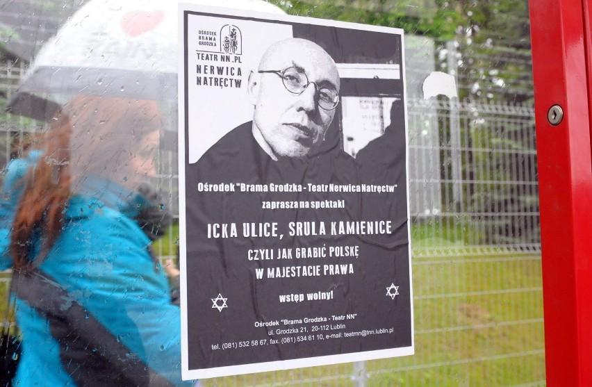 Kolejny antysemicki atak na Ośrodek Brama Grodzka - Teatr NN