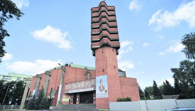 Głównym budowniczym kościoła na Teofilowie był ojciec Jan Wszędyrówny