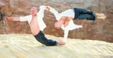 Wilu&Gregor - Dolnośląscy akrobaci podbijają USA