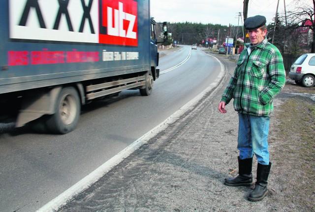 Stanisław Bień z Rabsztyna uległ ciężkiemu wypadkowi. Nadal się leczy, czeka go operacja