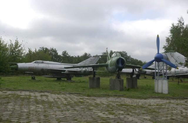 MON chce przenieść zabytkowe samoloty do Dęblina