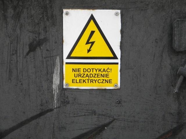 Poranna awaria energetyczna pozbawiła prądu mieszkańców okolic Narutowicza.