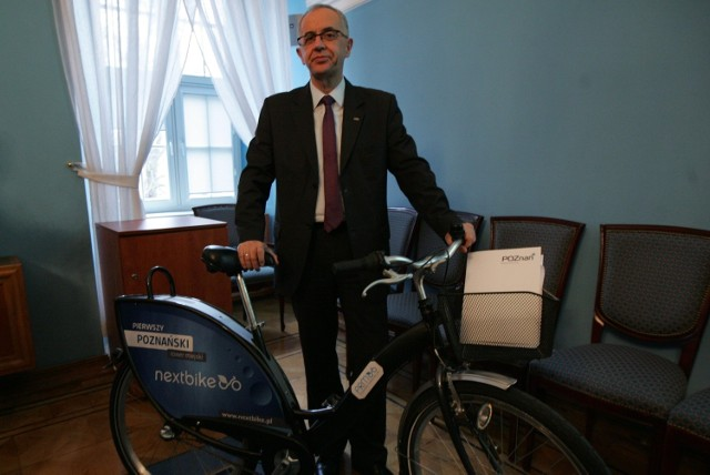Mirosław Kruszyński, zastępca prezydenta Poznania