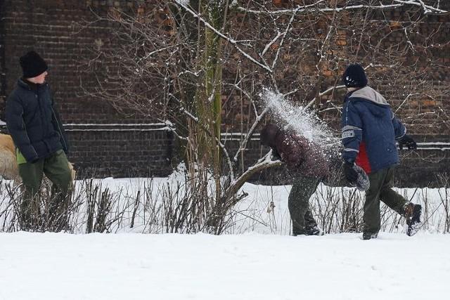 W tym tygodniu śniegu jeszcze przybędzie.