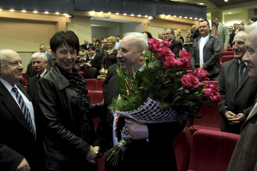 Prof. Marian Wesołowski ponownie rektorem