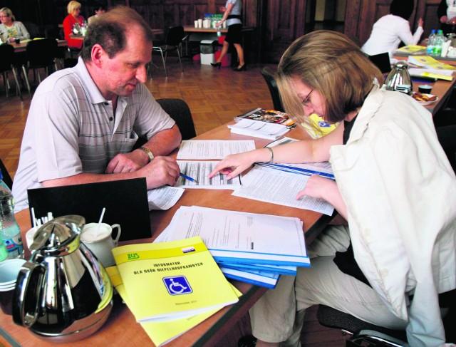 W każdym ZUS-ie uzyskamy szczegółowe informacje na temat rent i emerytur